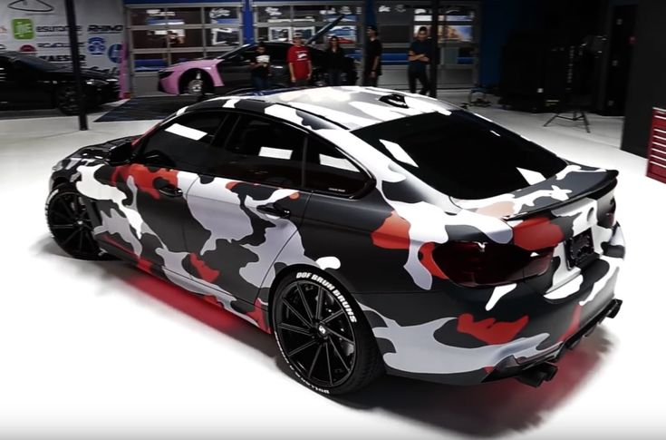 West Coast Customs tunes a BMW 4 Series Gran Coupe for FouseyTube - http://www.bmwblog.com/2015/10/06/west-coast-customs-tunes-a-bmw-4-series-gran-coupe-for-fouseytube/