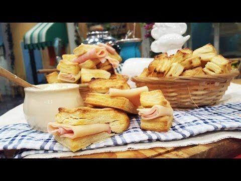 Criollitos de hojaldre cordobeses - Recetas – Cocineros Argentinos