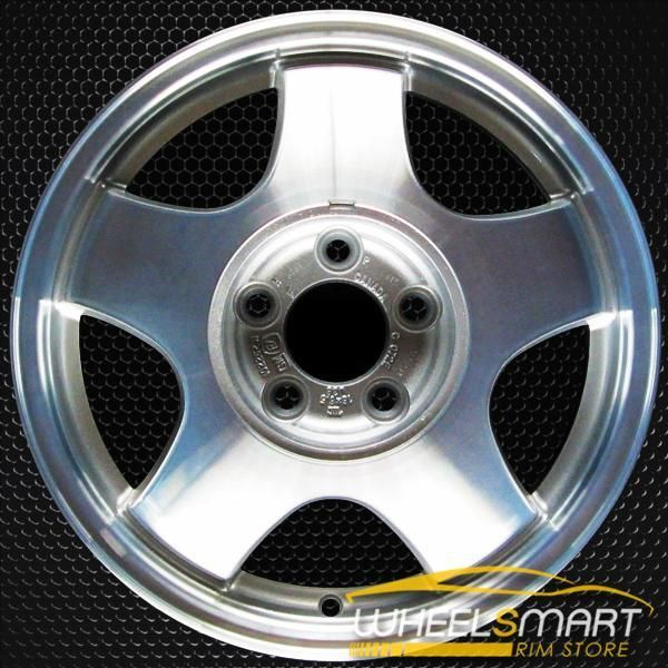16 Chevy Monte Carlo Oem Wheel 1998 1999 Machined Alloy Stock Rim 5067 Oem Wheels Chevy Monte Carlo Chevy