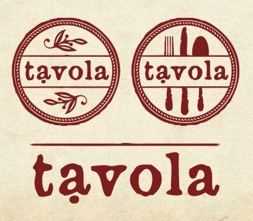 """Meaning """"food table"""" in Italian, tavola is a cosy, rustic, restaurant where patrons can eat like Italians — sharing local, seasonal cuisine and relishing in one of life's pleasures around a table with family and friends."""
