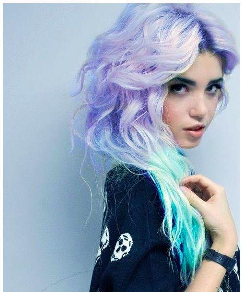 Colores Pasteles en tu pelito *-* - Taringa!