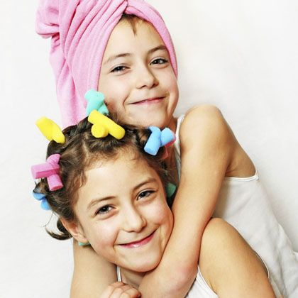 Spa Party Ideas for Girls