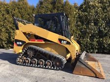 2010 CAT 257B2 Rubber Track Skid Steer Loader skid steer loaders - construction equipment - equipment financing - heavy machinery