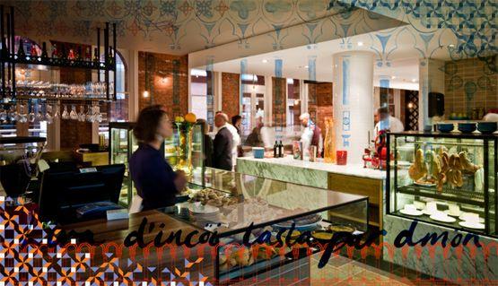 Merchant Restaurant | About