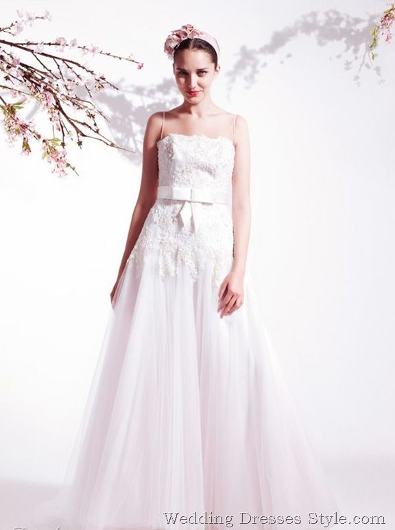 Blumarine Spring/Summer 2011 wedding Collection | Blumarine | Wedding Dresses Style