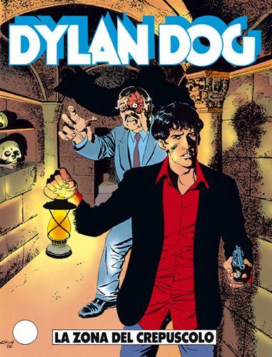 Dylan Dog n.7   Non-morti coscienti, e talvolta consapevoli, vivono una giornata a loop da decine di anni.  (S) !!!!