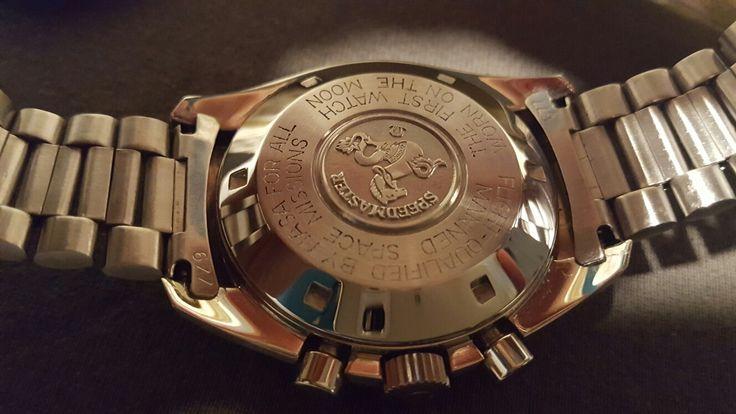 Omega Speedmaster Moonwatch, 145.022-74, original 1125 braclet and 677 endlinks