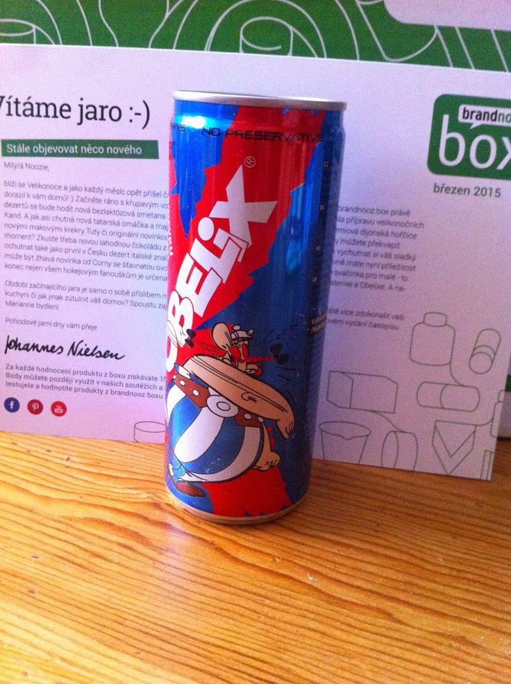 Obelix - další varianta osvěžujícího nápoje Kids Drink, bohatého na obsah vitamínů, bez chemické konzervace, pasterováno. https://www.brandnooz.cz/products/Obelix-Kids-drink