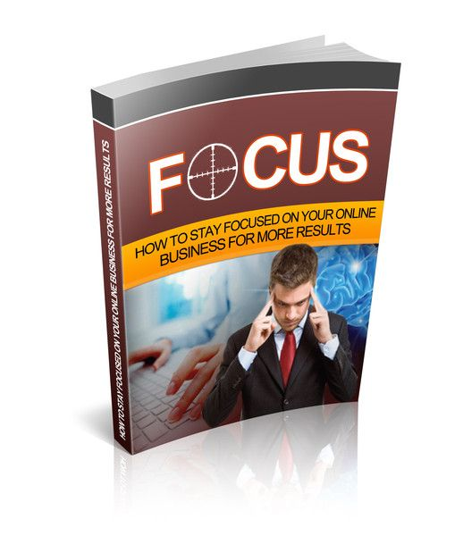 Discover How To Finally Stay On Track With Your Projects, Create Schedule And A Master Plan To Reach Your Goals! Focus is really that important because this will  Inside this special report, you'll discover:  Discover how to stay focus on your online business so you can begin to get more done and see results, faster. The importance of prioritising and how to go about prioritising your to-do's and tasks. How to stick  www.persiabooks.org