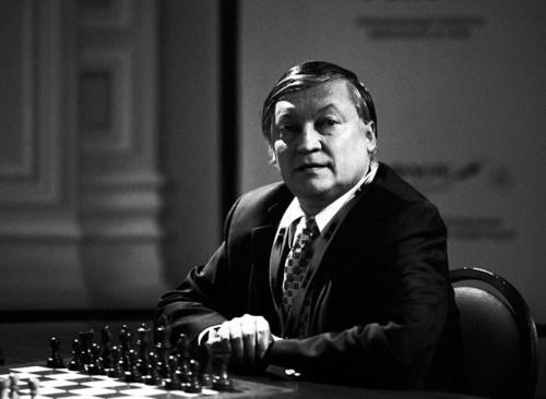 Anatoly Karpov, chess grandmaster, former World Chess Champion    Foto: Sasha Krasnov