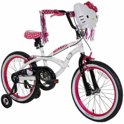 "FREE SHIPPING AVAILABLE! Buy 18"" Hello Kitty Bike"" at JCPenney.com today and enjoy great savings. Available Online Only!"