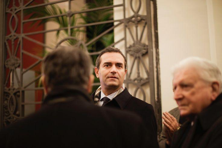 Luigi De Magistris Foto: Mia Di Domenico