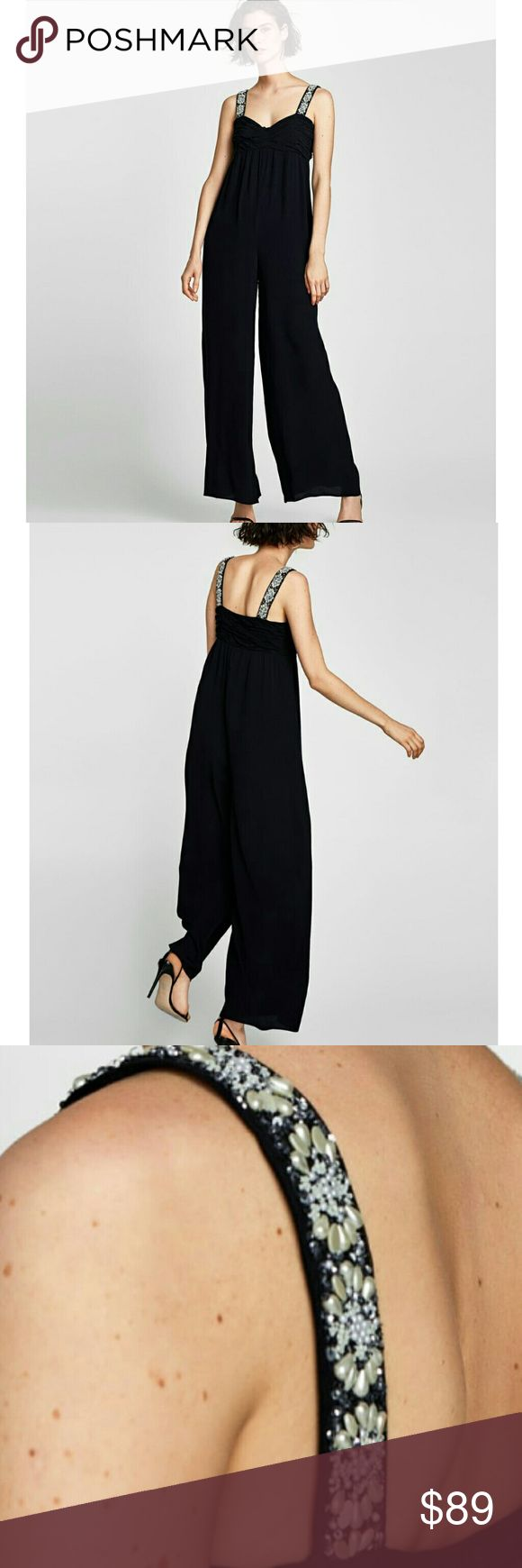 Zara jumpsuit Brand new Zara Pants Jumpsuits & Rompers