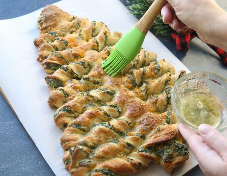 Πιτα με σπανακι Χριστουγεννιατικο δεντρο | Cook-Kouk by Koukouzelis market