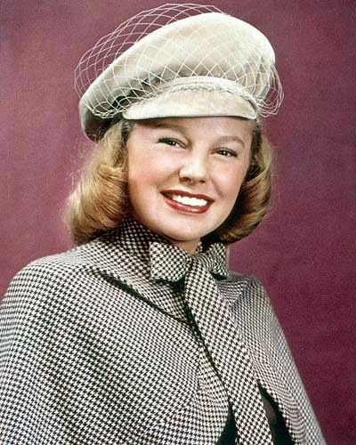 Chatter Busy: June Allyson Quotes