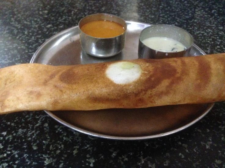 Before starting the trek fill your tummies  with deliciously made South Indian delicacies at restaurants located near the Kukke temple in the town of Somwarpet.