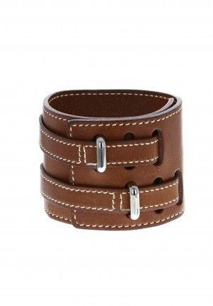 1aaa5415862 Bracelet Hermès en cuir
