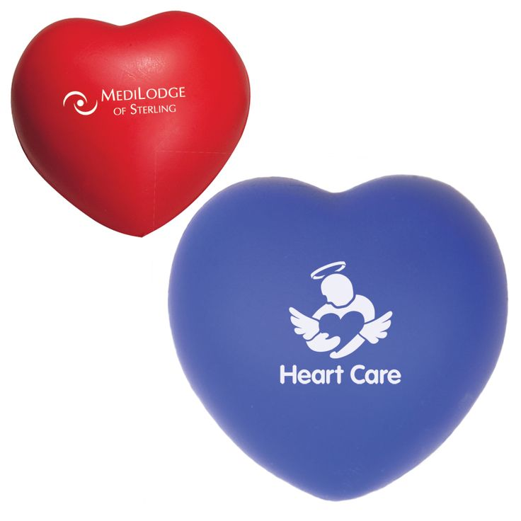 """These handcrafted polyurethane foam stress relievers are a fun way to promote your company, organization, hospital or school, while also helping everyone who receives one squeeze away the stress of everyday life! Hundreds of creative shapes available to meet the needs of any promotional program! Note: Due to their handcrafted nature, stress ball sizes, colors and textures may vary. Factory cannot guarantee consistent imprints or PMS matches. Not intended as a child's or pet's toy.  3"""" W x 2…"""