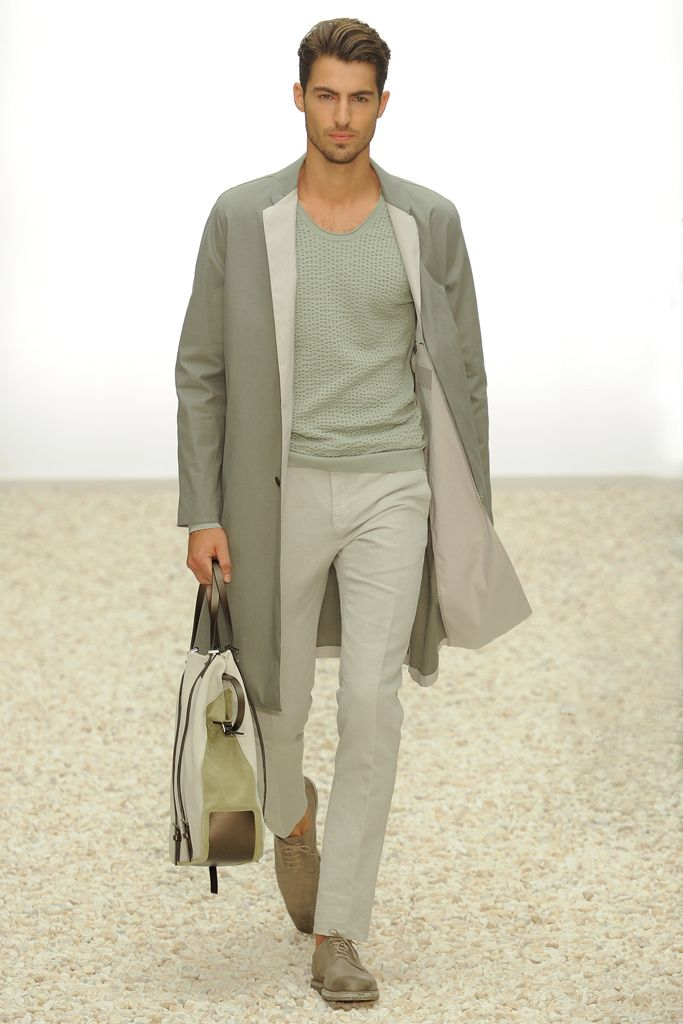 Ermenegildo Zegna | Spring 2012 Menswear Collection | Style.com