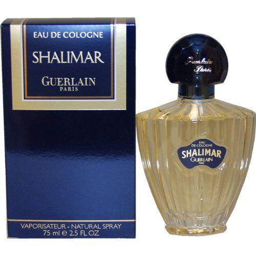 Shalimar By Guerlain For Women. Eau De Cologne Spray 2.5 Oz. $37.89