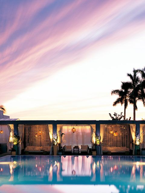 Miami Bars | SkyBar | Shore Club
