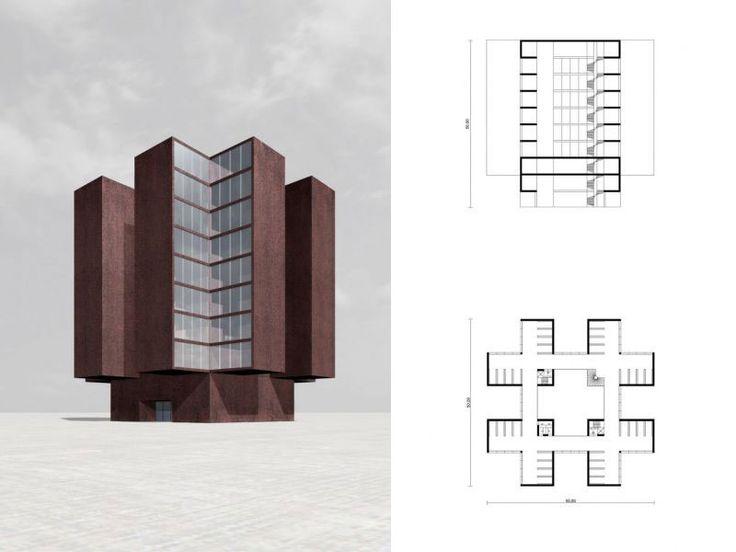 Simon Ungers, Silent Architecture | Library | © Estate of Simon Ungers
