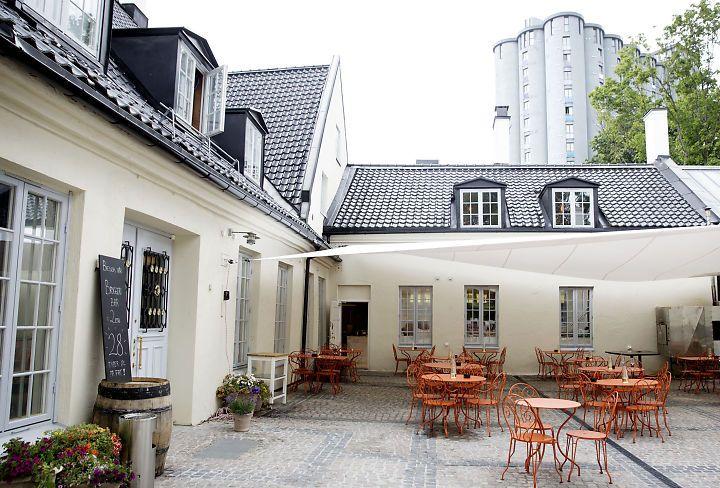 Restaurantanmeldelse av Nedre Foss Gård: Lykke på Løkka