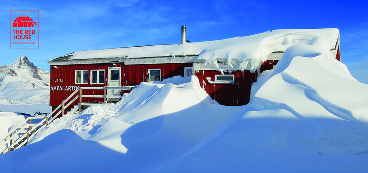 Hotel The Red House # Tasiilaq # East Greenland # http://www.the-red-house.com/de/ # Grönland # Photo by Ulrike Fischer