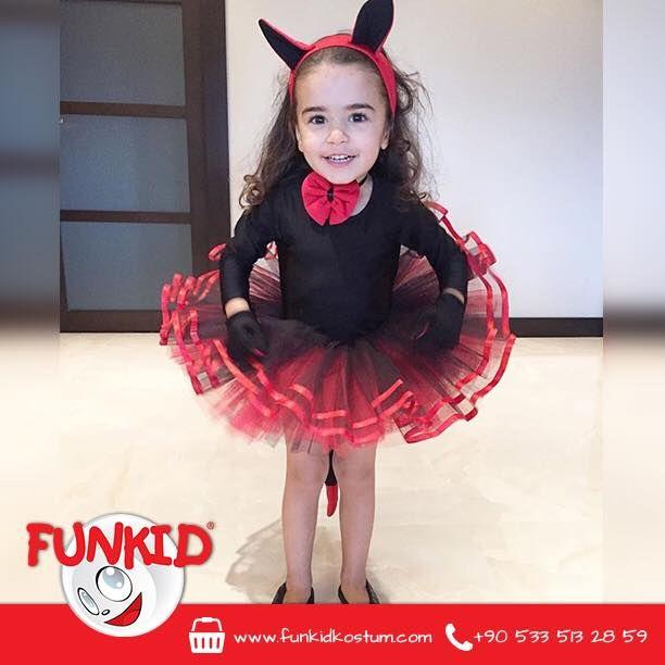 Çocuklar hayal eder, Funkid tasarlar, diker! Miniğimiz tütü kostümü ile çok mutlu gözüküyor ☺️ #costume #kostum #cocukkostum #cocukgiyim #kids #çocuk #funkidkostüm #dogumgunu #halloween