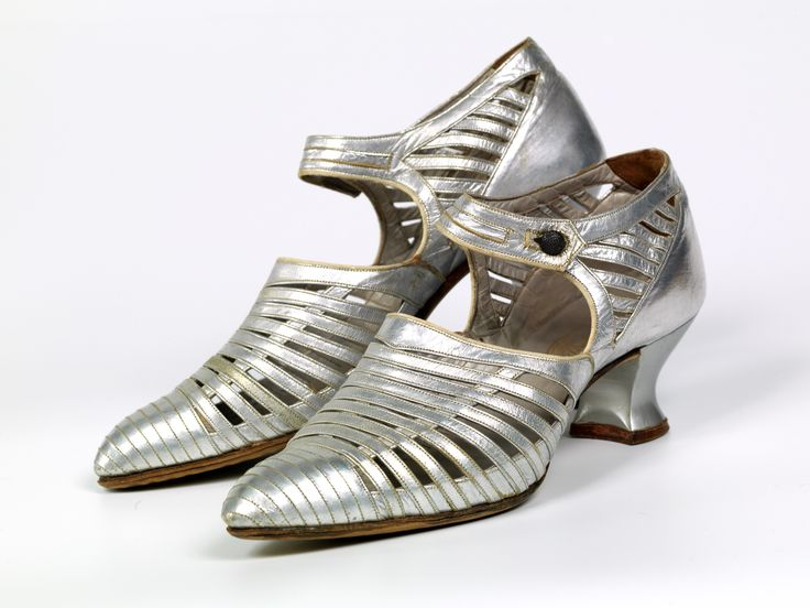 This shoe was chosen from our Shoe Collection archive by designer Camilla Skovgaard to feature in the exhibition: My Favourite Shoes at Westfield.