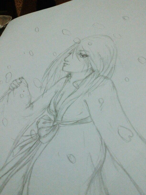 Myth / lore: Yuki-onna