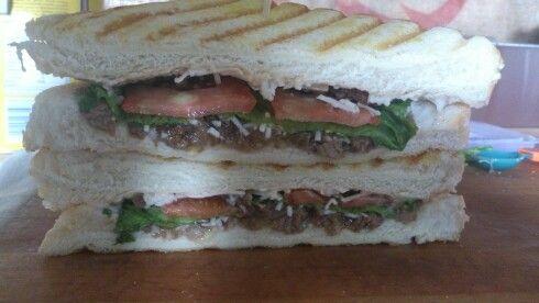 Chicken Teriyaki Sandwiches