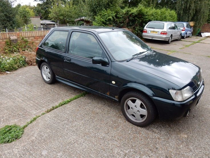 This Ford Fiesta 1.6 Si Registered 1995 - Mot Failure is for sale.
