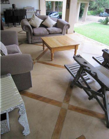 CemCrete floor by Cemente
