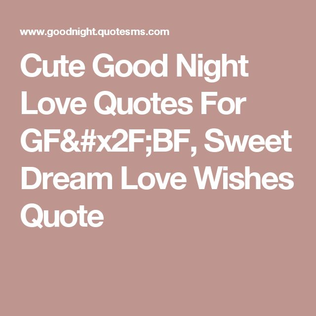Good Night Love Quotes: Best 25+ Good Night Love Quotes Ideas On Pinterest