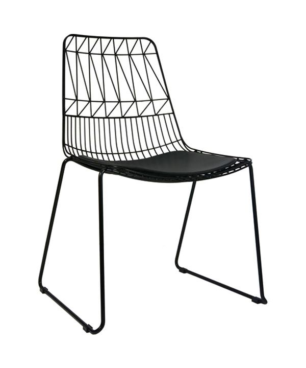 Best 25+ Metal dining chairs ideas on Pinterest ...