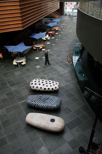 Jun Kaneko Installation.: