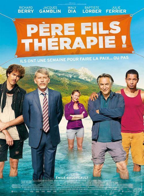 Concours Pere Fils Therapie Gagnez Vos Places De Cine Films Complets Film Pere
