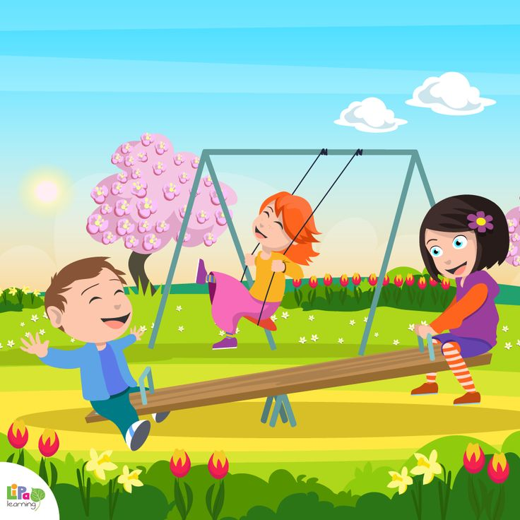Spring is here! We`re looking forward to spending days outside in the park. What about you? :-)