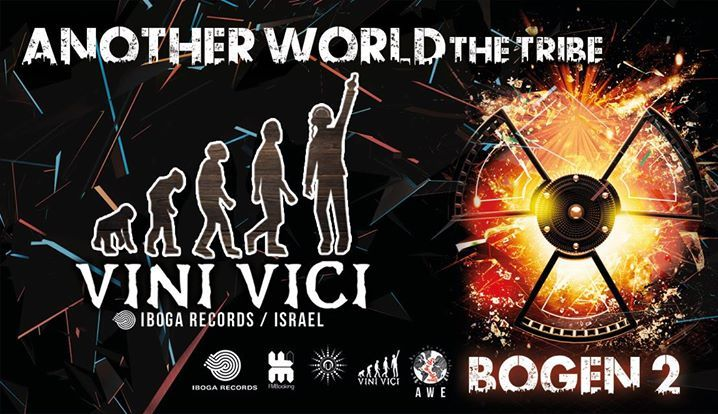 Another World – The Tribe – Goa Party – Köln