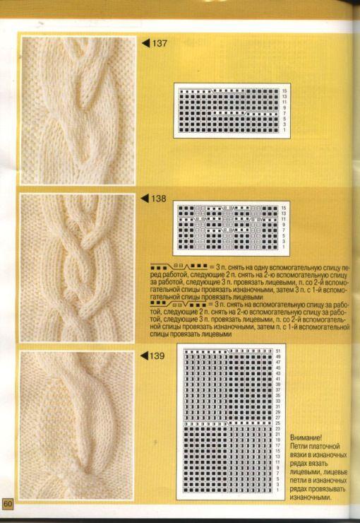 Esquemas patrones 10 (Arana, guadañas) - País mamá