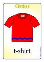 Clothes posters (SB3316) - SparkleBox