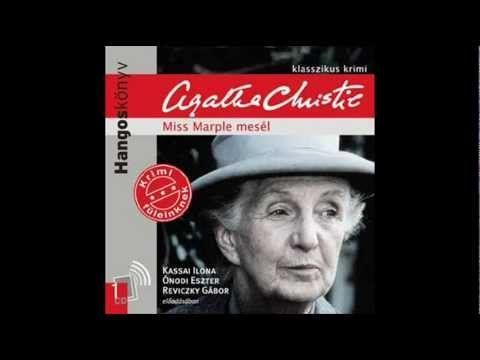 Agatha Christie -Miss Marple mesél. (hangoskönyv)