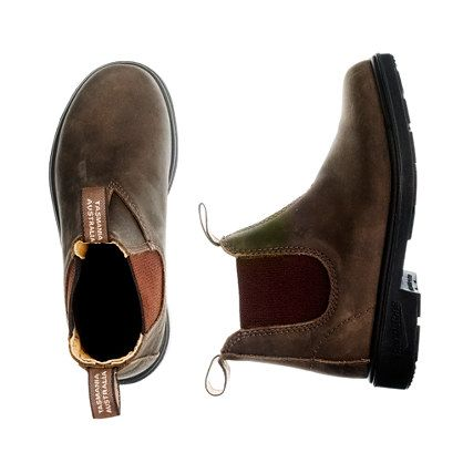 Kids' Blundstone® boots in oiled leather - blundstone - Boy's j.crew in good company - J.Crew