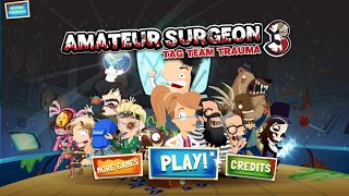 ios and android gamehacks: Amateur Surgeon 3 (iOS) (All Versions)