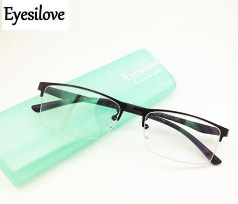 3654f23c05 Finished myopia glasses men s business shortsight eyewear big face frame  Nearsightedeosegal