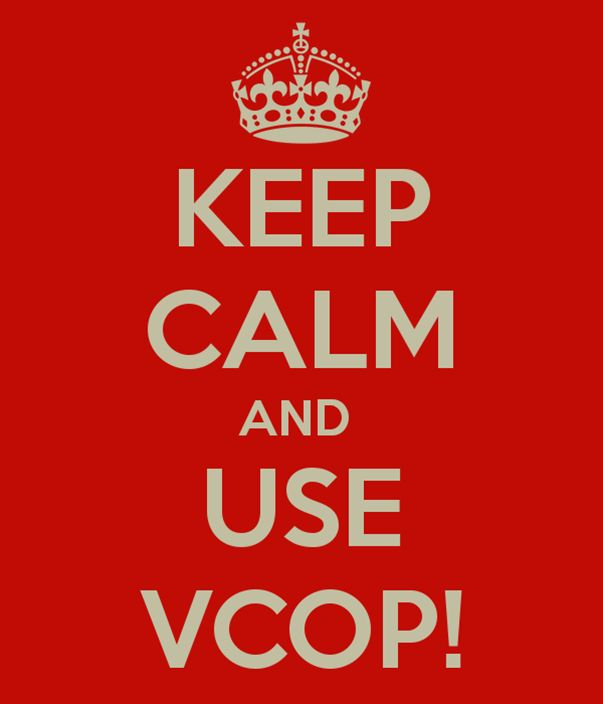 VCOP poster