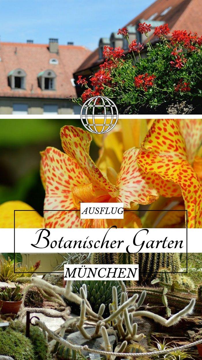 Kennst du schon den Botanischen Garten? Ein tolles Ausflugsziel!