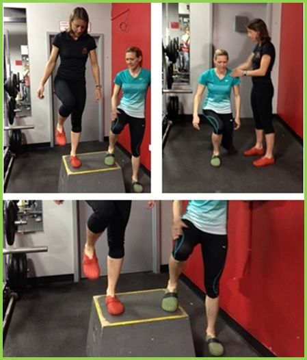 Strength starts from the ground up, and strong feet are the foundation. Cindy and Michelle demonstrate one way to get it done.