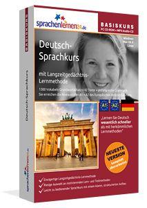 Deutsch für Spanier lernen